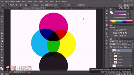 Photoshop教程PS基础教程pSRGB/CMYK 颜色模式