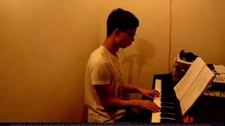 文文谈钢琴 青花瓷 和弦歌谱