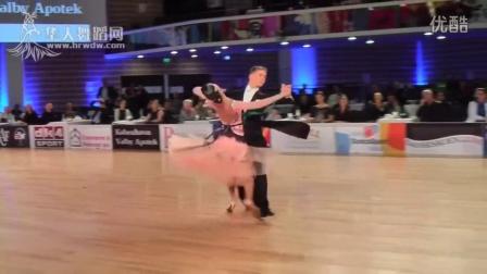 2016年欧洲体育舞蹈锦标赛(哥本哈根)摩登舞决赛SOLO华尔兹