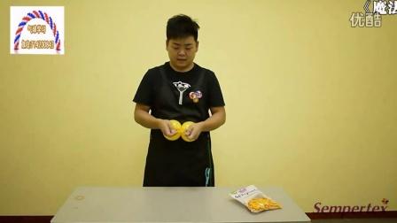 魔术气球棒棒糖教程长气球编花步骤教程气球玩具制作