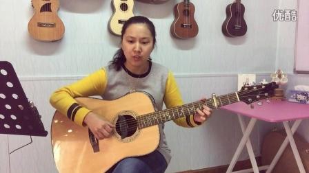 【格格分享】jam 《七月上》 翻唱八音阁作品 靠谱吉他