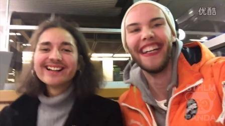 国外推出搞笑的与陌生人换脸自拍软件