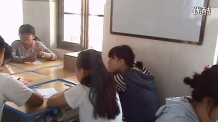 人教版九年级数学上册《随机事件》江苏,2014学年度部级优课评选入围优质课教学视频