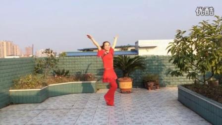 美久原创广场舞--《开门见喜》,表演:富顺时尚