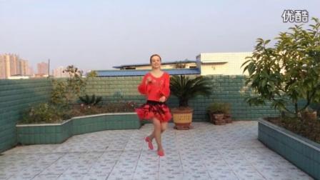 美久原创广场舞--《思密达》,表演:富顺时尚广