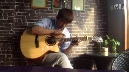 《花海》 吉他指弹 原创 一音吉他 by 白冰寒