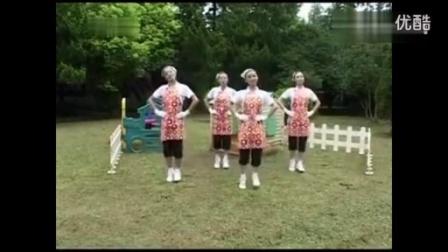 少儿舞蹈 幼儿园徒手操韵律操《披萨》_标清