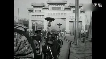 早期记录到中华田园犬的影像视频!1920s北京
