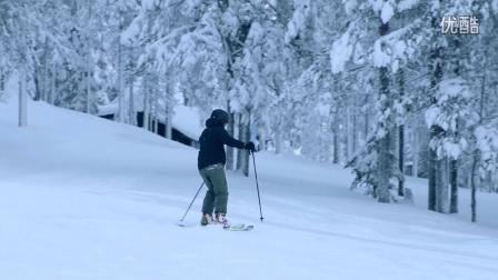 极夜·极魔幻·极致体验100天:第13程 - 提升滑雪新境界