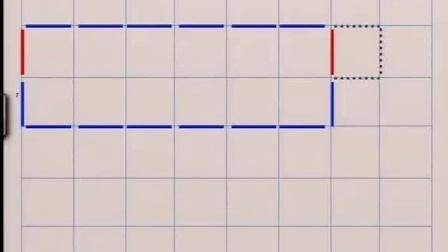 小学数学三年级《面积与周长的比较》教学视频,郑州市小学数学优课评比视频
