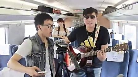 吉他教学吉他初学者视频弹唱《奔跑》搞笑视频新化图片