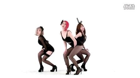 《舞蹈练习室》Eve - Mystery Love - MV版