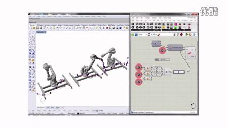 TACO - ABB ROBOTS PROGRAMMING FOR GRASSHOPPER