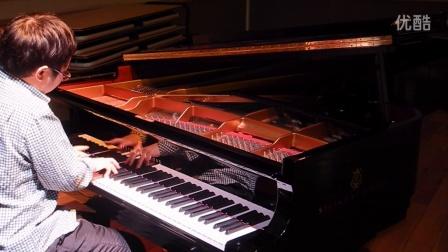 剑桥版南山南 钢琴 李劲锋 _tan8.com
