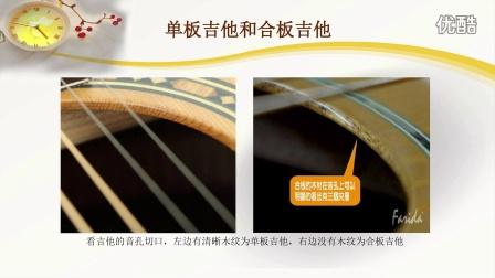 弘利木吉他24课easy学教程1 - 吉他构造与持琴姿势