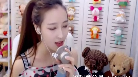 YY4910美女主播门门翻唱-because of you