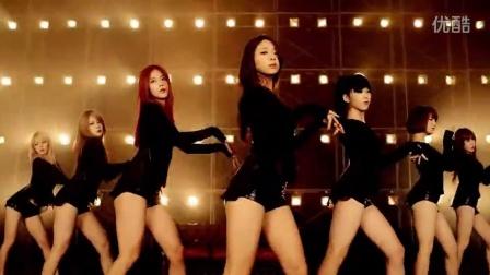 韩国组合妖娆舞蹈MV