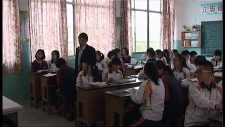 2015年江苏省初中思想品德名师课堂《融入民族文化》教学视频,严卫林