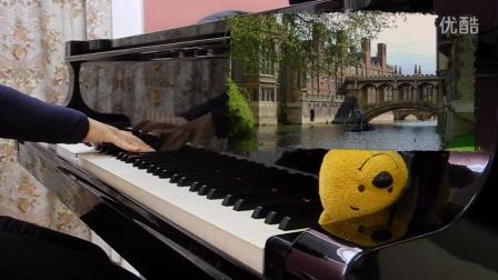 南山南  剑桥大学唯美钢琴版_tan8.com
