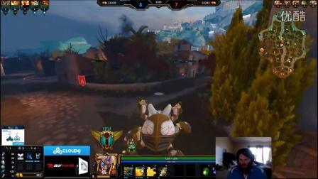 SMITE with Cloud9 s Jeffhindla on Team NVIDIA