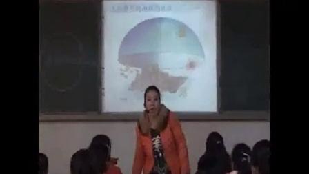 北师大版品德与社会五年级下册《蔚蓝色的地球》教学视频,2015年郑州市小学品德优质课大赛
