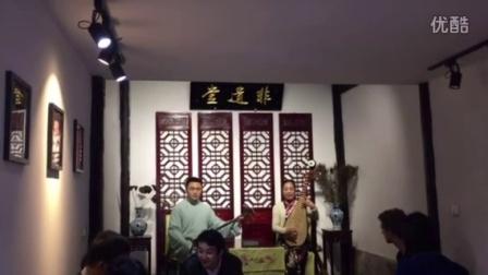 苏州评弹小调《秦淮景》