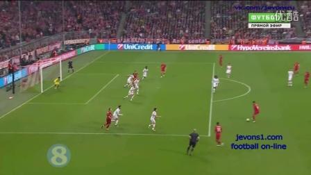 [德甲1] 拜仁慕尼黑 1-0 本菲卡 [葡超1]