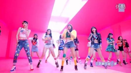 2016.4.7 SNH48 《源动力》舞蹈版MV