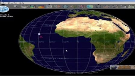 中学地理微课视频《地图上的方向》吴丽丽