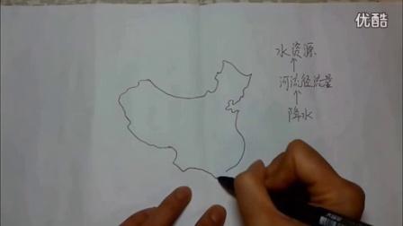 中学地理微课视频《水资源》