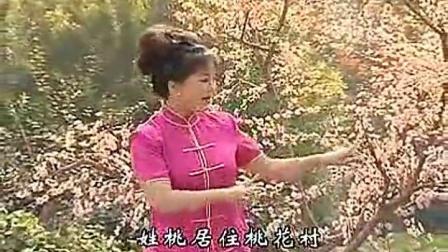 碗碗腔金碗钗选段 姓桃居住桃花村张宁
