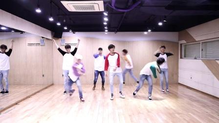【风车·韩语】GOT7《HOME RUN》舞蹈练习室版