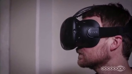 Vive了!这是比Oculus Rift-大堂