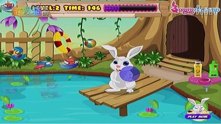 游戏猫MAO 儿歌 小白兔白又白 小兔子乖乖 两只老虎 数鸭子 小毛驴