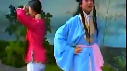 黄梅戏经典唱段100首之《刘海戏金蟾》(十五的月亮)吴亚玲、蒋建国