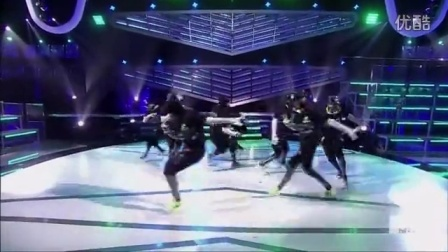 【美国KINJAZ舞团 现场bbox一边跳】ABDC Season 8 Week 4 The Dancebox