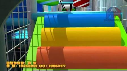 牛牛游乐 淘气堡室内儿童乐园游乐园设备冰雪奇缘系列主题淘气堡
