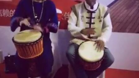 非洲美女手鼓珈珈性感英文歌丽江美女-其他手鼓发汪涵图片