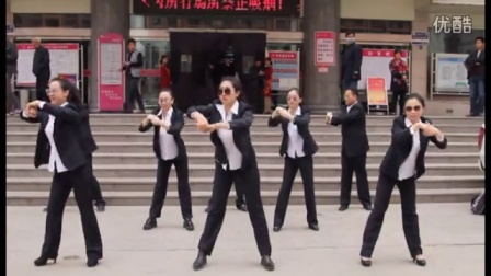 延安市人民医院 感控科 洗手舞《手卫生style》