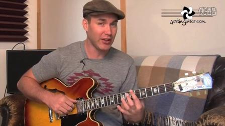 【爵士課堂】吉他:JS.ja032 - Secondary Dominants