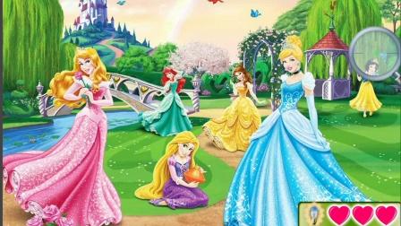 长发公主怀孕做鸡汤芭比公主白雪公主美人鱼小公主苏图片 (448x252)