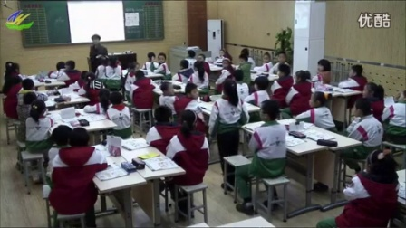 小学三年级英语《Myclassroom》教学视频,郑灵雁