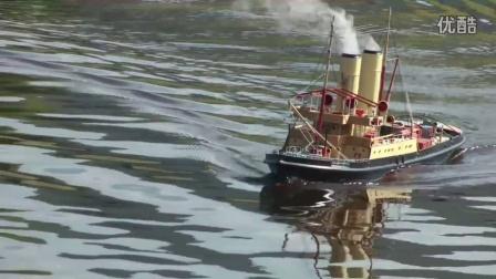 神奇的模型蒸汽船+其他