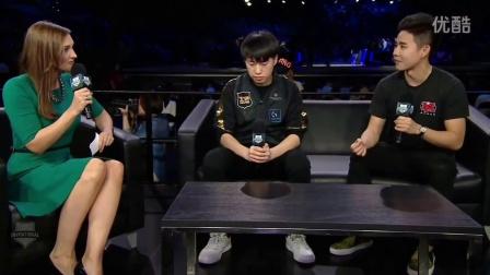 【中文字幕】季中冠军赛RNG VS CLG开幕赛赛后分析+小虎采访