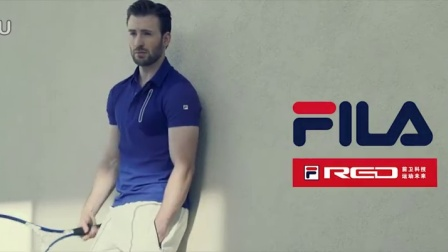 美国队长Chris Evans FILA2016夏季广告大片——影院版