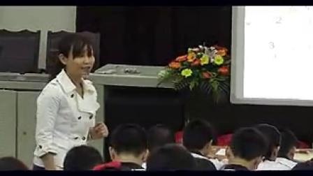 人教版七年级语文下册《观舞记》教学视频,四川省初中语文优质课评选
