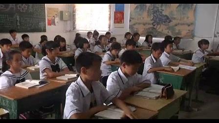 人教版七年级语文下册《黄河颂》教学视频,四川省初中语文优质课评选