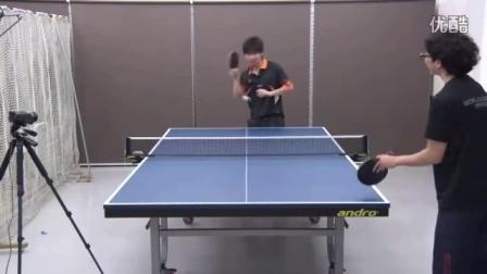 童乒乓球学习阶段正手攻动作内容的启蒙步奏教程zq技术具体锻炼图片