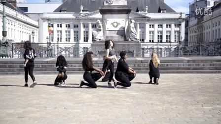 Brave Girls《Deepened》欧美舞蹈MV From快舞kpop dance