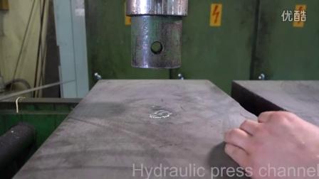 用液压机折铝箔可以折几次?